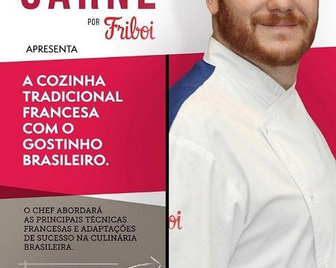 A cozinha tradicional francesa com gostinho brasileiro por Arthur Sauer