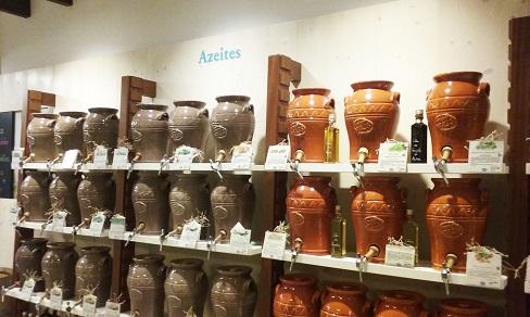 Azeites para serem vendidos em frascos com volumes variados da Von Fass