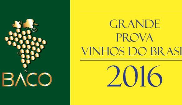 Grande Prova Vinhos do Brasil 2016