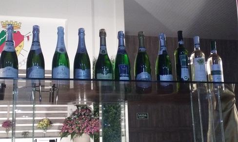 Vinhos das vinícolas autorizadas com selo IP Farroupilha