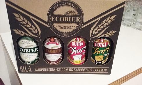 Kit Ecobier e Chopp A Outra