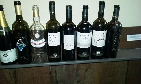 Vinhos da Tenute Giucciardini Strozzi