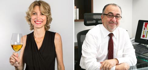 Caroline Putnoki e Luciano Almendary-divulgação