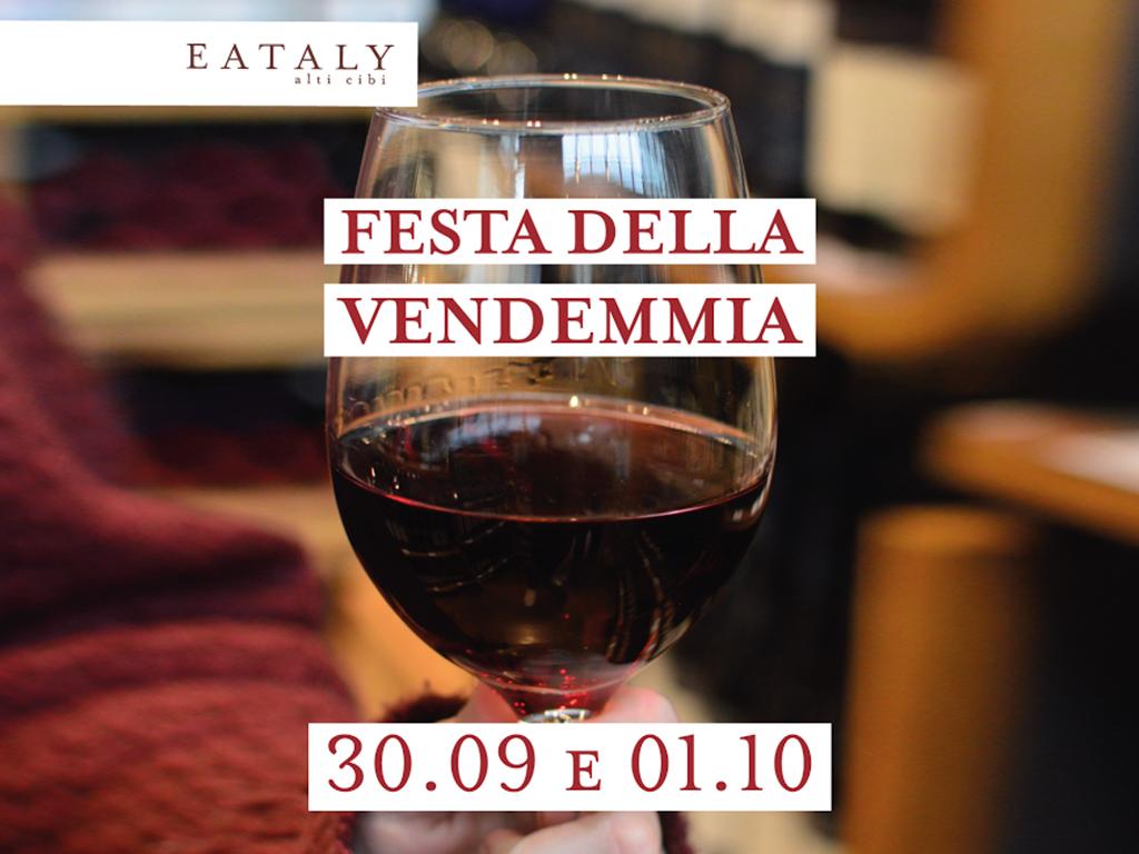 Foto destaque da matéria: Eataly Festa Della Vendemmia 2016
