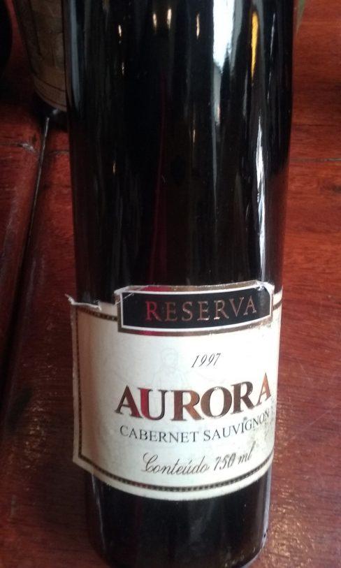 Aurora Reserva C.S 1997