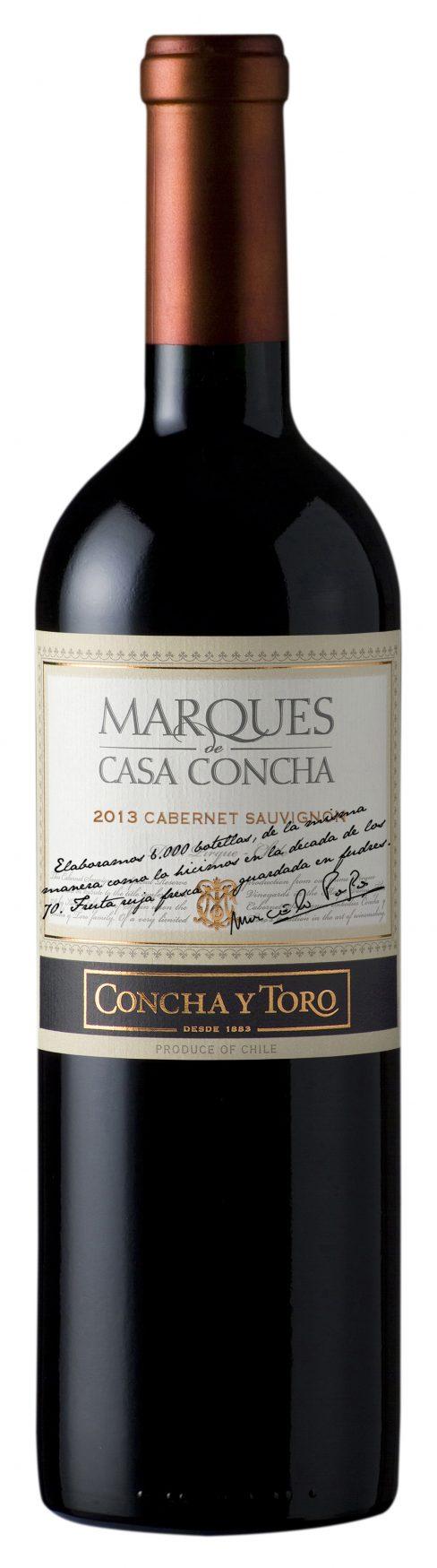 Marques de Casa Concha S. Sauvignon 2013 Ed. Limitada