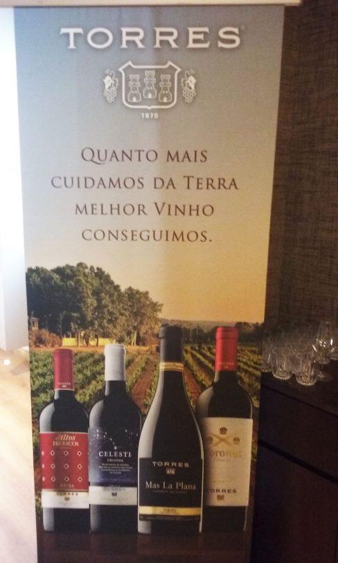 Quanto mais cuidamos da terra melhor vinho conseguimos
