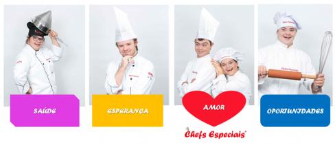 Chefs Especiais-Divulgação