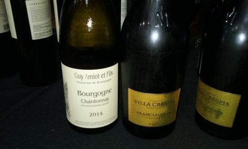 Franciacorta e Bourgogne da Grand Cru