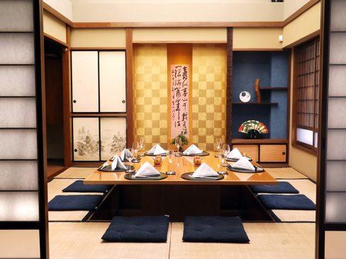 Ryo Gastronomia-andar superior estilo zashiki