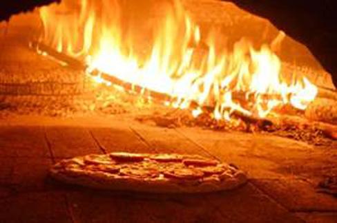 Forno de pizza-divulgação