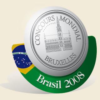 Concurso Mundial de Bruxelas Edição Brasil 2008