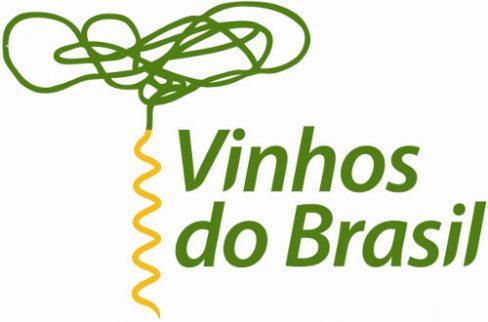 Logo Vinhos do Brasil