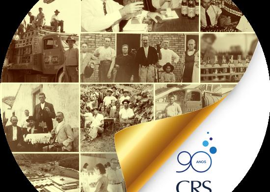 CRS Brands 90 anos-divulgação