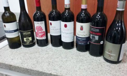 Vinhos Tenuta Di Capezzana na Mistral
