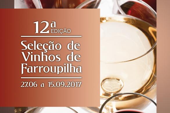 12ªSeleção de Vinhos de Farroupilha