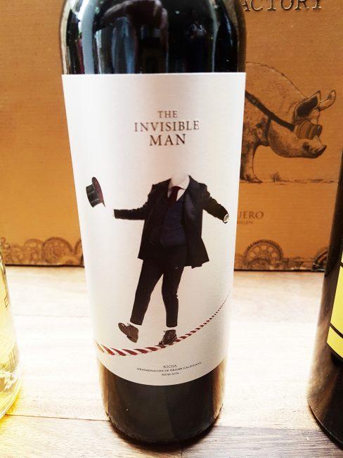 The Invisible Man DOC Rioja