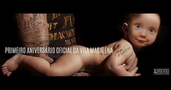 Aniversário da Vila Madalena