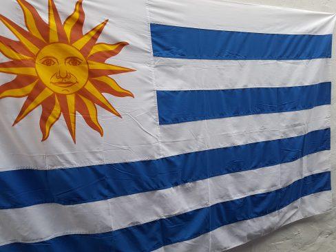 Bandeira do Uruguay