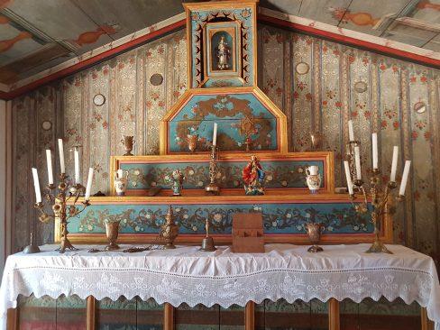 Altar da capelinha