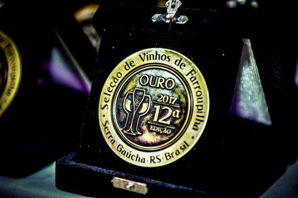 Medalha de Ouro-Adroir da Silva