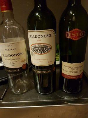 Vinhos Casa Donoso